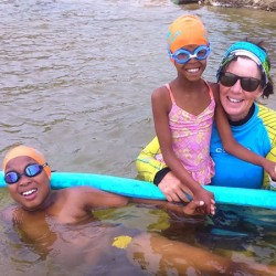 "20170206 Hog Hollow Country Lodge sponsors a child in the ""Adopt A Swimmer"" program."
